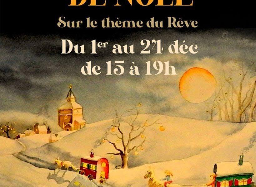 Expo Noël au Moulin Fradet